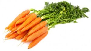 Морковь - наш домашний косметолог.