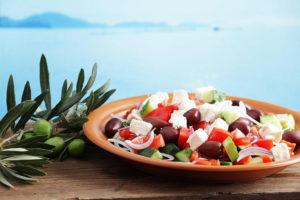 Что едят на побережье Средиземного моря?