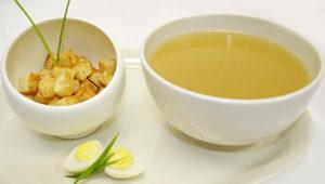 Удивительные свойства супа.