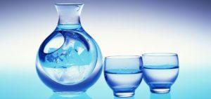 Кремний делает воду целебной.