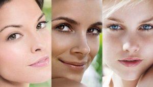 Красота женщины - это её здоровая кожа.