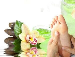 делать массаж ног