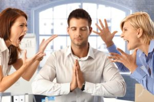 Как можно оградить себя, если общение неприятно.