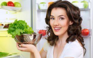 Средство для похудения - домашний зеленый коктейль.