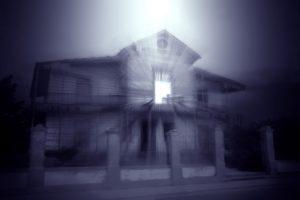 Есть ли призраки в вашем доме?
