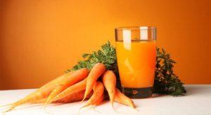 Польза моркови - целебная гостья из огорода.