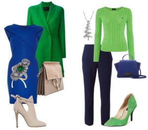 цвет одежды