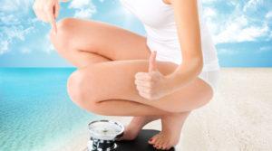 настроиться на похудение